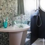 Salle de bain Mosaïque Bisazza Nantes