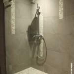 Douche à l'italienne en mosaïque La Chapelle sur Erdre
