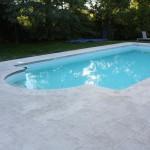 Dallage Pierre entourage terrasse piscine Vigneux de Bretagne 44  (1)