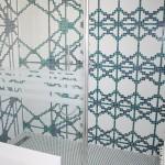 Salle de bain Mosaïque Bisazza La Baule 44