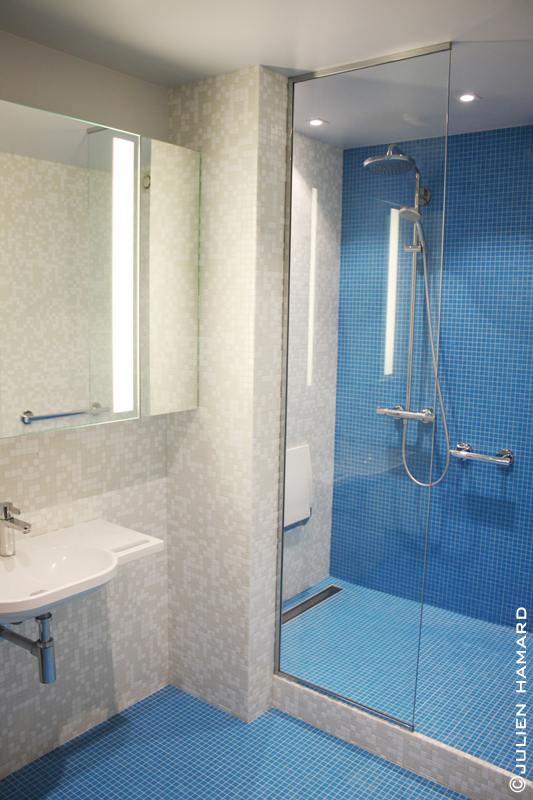 R alisations for Interouge salle de bain