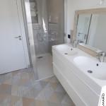 Salle de bains esprit Nordique Scandinave Sucé sur Erdre 44 (1)